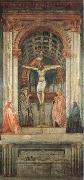 MASACCIO Holy Trinity oil painting picture wholesale