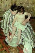 Mary Cassatt The Bath by Mary Cassatt oil painting picture wholesale