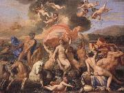 Nicolas Poussin Triumph of Neptune and Amphitrite oil painting picture wholesale