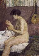 Paul Gauguin Naked Women Project oil painting reproduction