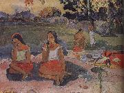 Paul Gauguin Sacred spring oil painting picture wholesale