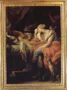 Pompeo Batoni Meiliaige s death oil painting picture wholesale