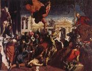 Tintoretto Slave miracle oil painting picture wholesale