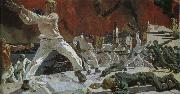 unknow artist Battle of Sevastopol oil painting picture wholesale