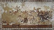 unknow artist Battle of issus oil painting picture wholesale