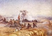 unknow artist the otjimbengue british volunteer artillery oil painting picture wholesale