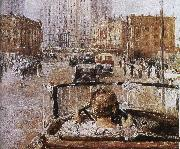 unknow artist The new Moscow oil painting picture wholesale