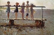 unknow artist Children oil painting picture wholesale