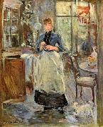 Berthe Morisot The Dining Room oil painting picture wholesale