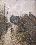 Camille Pissarro Sec oil painting picture wholesale