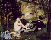 Edouard Manet The Luncheon on the Grass oil painting picture wholesale
