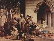 Francesco Hayez The New Favorite oil painting picture wholesale