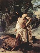 Francesco Hayez Samson and the Lion oil painting picture wholesale