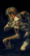Francisco Goya Saturn Devouring His Son oil painting picture wholesale