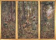Frederick Mccubbin Pioneer oil painting picture wholesale