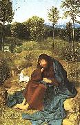 Geertgen Tot Sint Jans Geertgen painting John the Baptist in the Wilderness oil painting picture wholesale