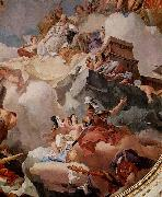 Giovanni Battista Tiepolo Apotheosis of Spain in Royal Palace of Madrid. oil painting picture wholesale