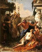 Giovanni Battista Tiepolo Death of Hyacinth. oil painting picture wholesale