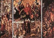 Hans Memling The Last Judgment oil painting picture wholesale
