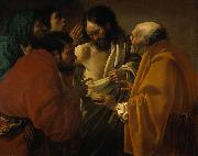 Hendrick ter Brugghen Doubting Thomas oil painting picture wholesale