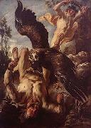 Jacob Jordaens Jacob Jordaens, Prometheus oil painting picture wholesale