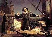 Jan Matejko Copernicus, in Conversation with God oil painting picture wholesale