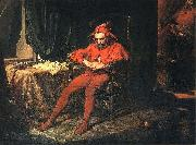 Jan Matejko Stanczyk by Jan Matejko oil painting picture wholesale