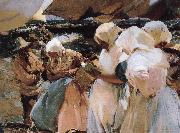 Joaquin Sorolla Valencia fisherman oil painting reproduction