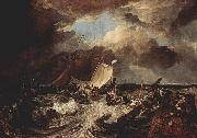 Joseph Mallord William Turner Calais Pier oil painting reproduction