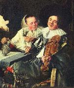 Judith leyster The Happy Couple oil painting picture wholesale