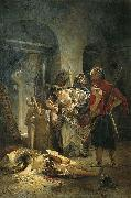 Konstantin Makovsky The Bulgarian martyresses oil painting picture wholesale