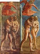 MASACCIO When it was cleaned oil painting picture wholesale