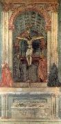MASACCIO Holy Trinity, oil painting picture wholesale