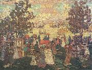 Maurice Prendergast Salem Willows oil painting picture wholesale