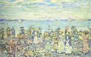 Maurice Prendergast Opal Sea oil painting picture wholesale