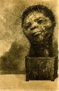 Odilon Redon Cactus Man, oil painting reproduction