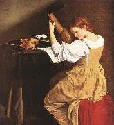 Orazio Gentileschi The Lute Player by Orazio Gentileschi. oil painting picture wholesale