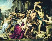 Peter Paul Rubens The Massacre of the Innocents, oil painting picture wholesale