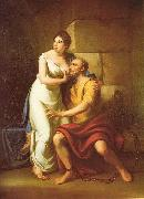 Rembrandt Peale The Roman Daughter oil painting picture wholesale