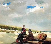 Winslow Homer Cloud Shadows oil painting picture wholesale