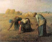 jean-francois millet The Gleaners, oil painting picture wholesale