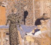 Edouard Vuillard Table oil painting reproduction