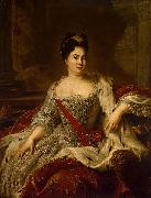 Jjean-Marc nattier Catherine I of Russia by Nattier oil painting