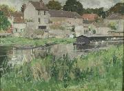 George Oberteuffer In Stevenson s Moret oil painting reproduction