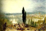 J.M.W.Turner paestum oil painting reproduction
