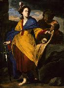 STANZIONE, Massimo Judith with the Head of Holofernes oil painting artist