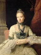 Allan Ramsay Portrait of Lady Susan Fox-Strangways oil