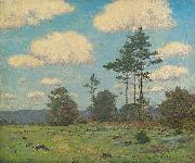 Charles Warren Eaton The Stump Lot oil painting