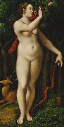GIAMPIETRINO Diana the Huntress oil painting artist