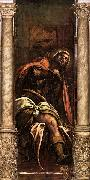 Jacopo Tintoretto Saint Roch oil painting
